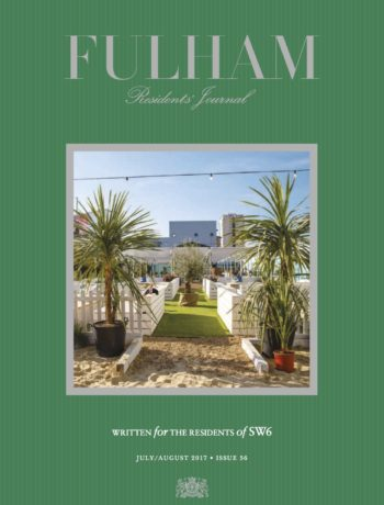 Fulham Residents' Journal cover