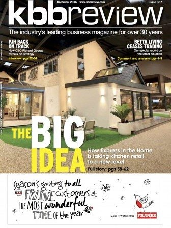KBB review December 2016 magazine cover