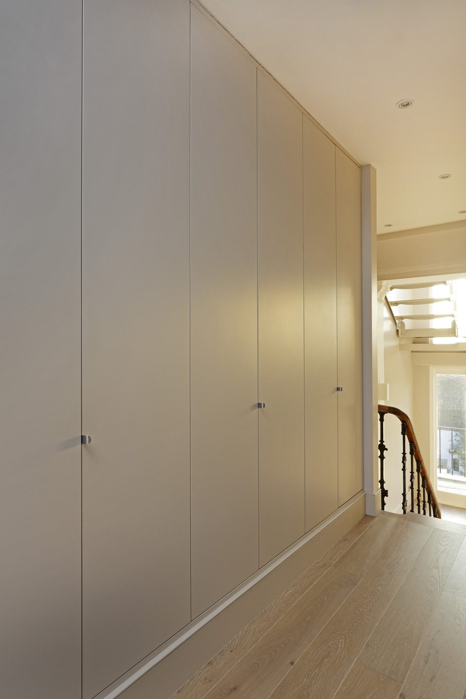 bespoke wardrobe storage design